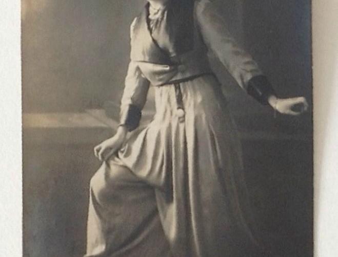 Harem Pants, c. 1911