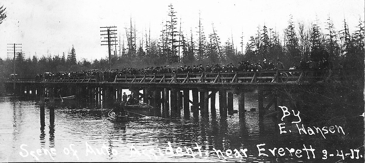 1917 Tragedy at Deadwater Slough – Historic Everett