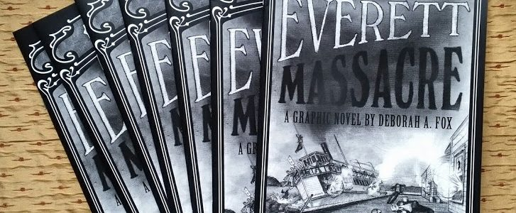 Everett Massacre graphic novel